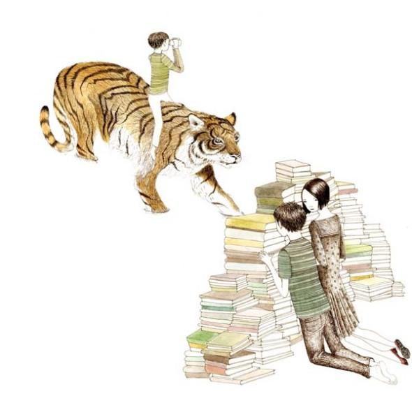 book&tiger